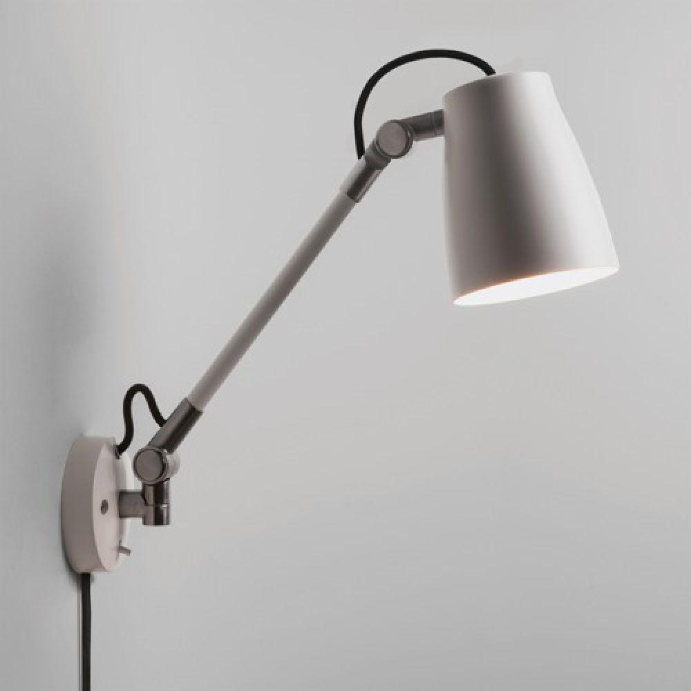 Astro Lighting 1224015 Atelier Grande Wall 7504 Interior Spotlight. White Finish