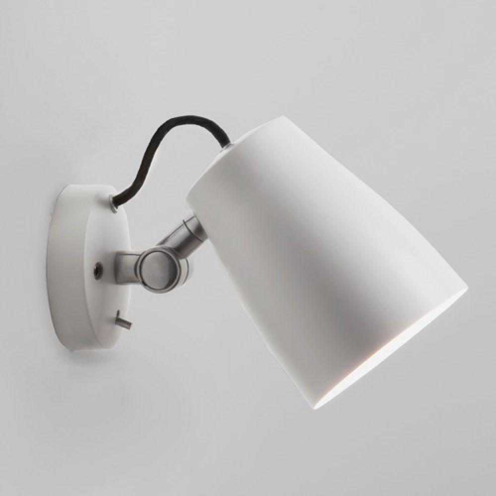 Astro Lighting 1224012 Atelier Wall 7501 Interior Spotlight. White Finish