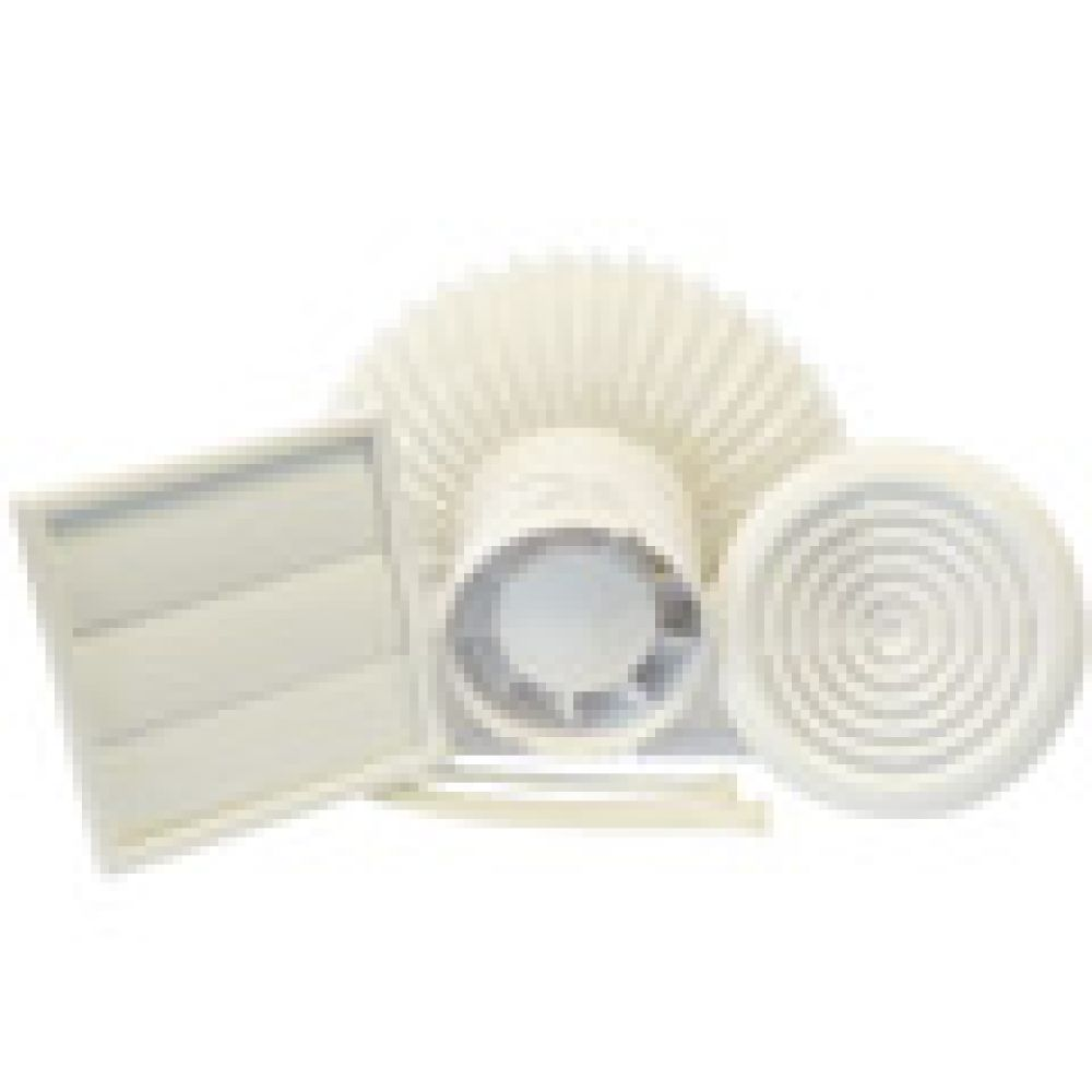 Aura In-Line Shower Fan Kit T