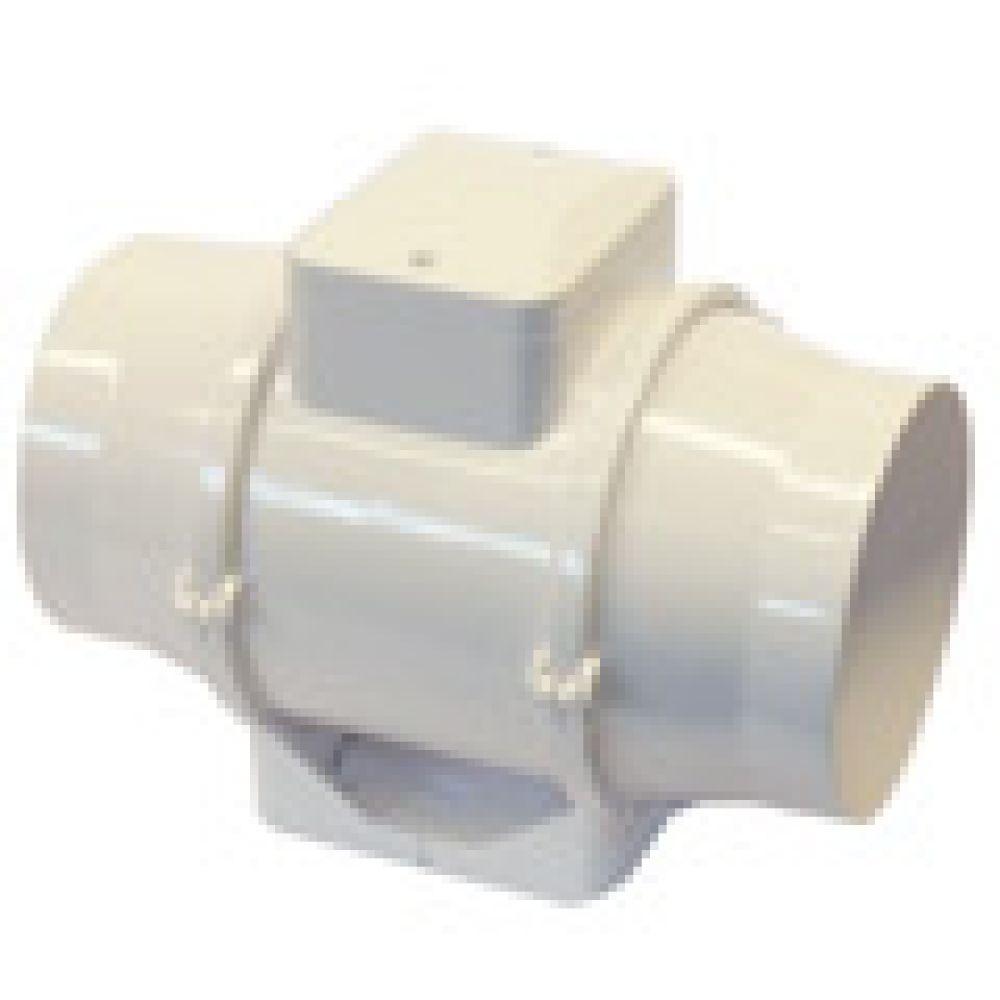 Aventa 125B In-Line Mixed Flow Fan