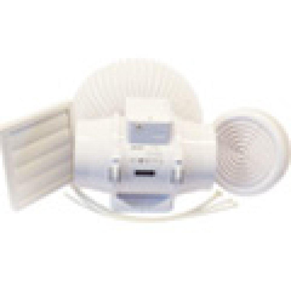 Aventa 125T In-Line Mixed Flow Fan Shower Kit