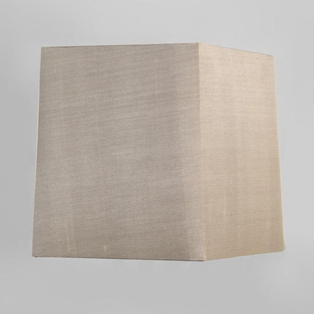 Astro Lighting 5005003 Azumi/Lambro Square 4037 Tapered Square Oyster Fabric Shade