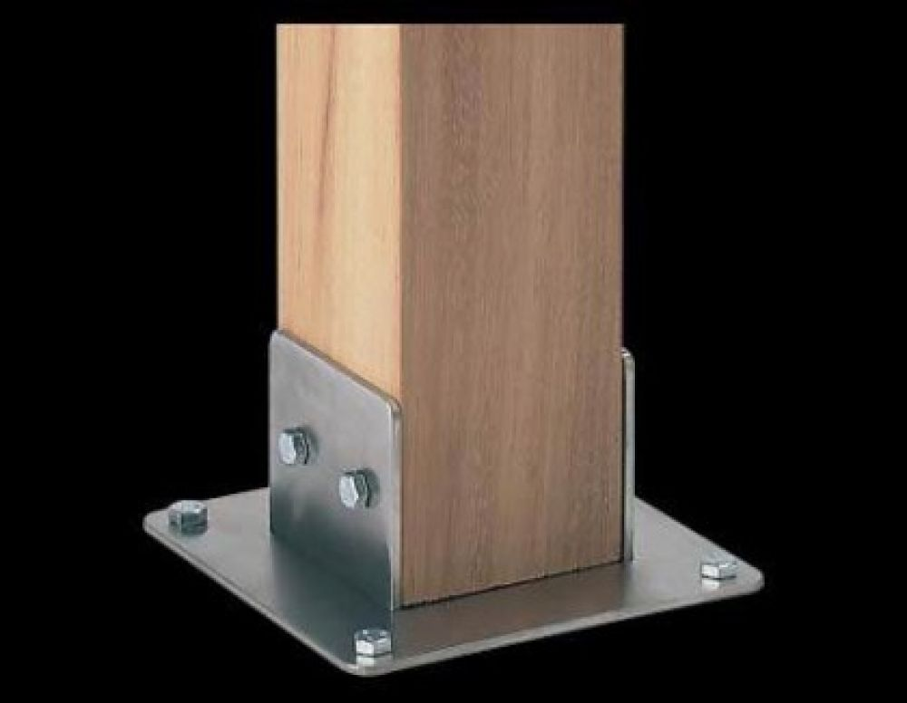 Collingwood Stainless Steel Bracket for BOL LED Range