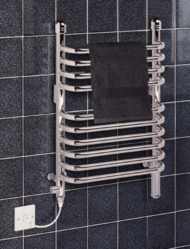 Dimplex 150W Chrome Ladder Towel Rail