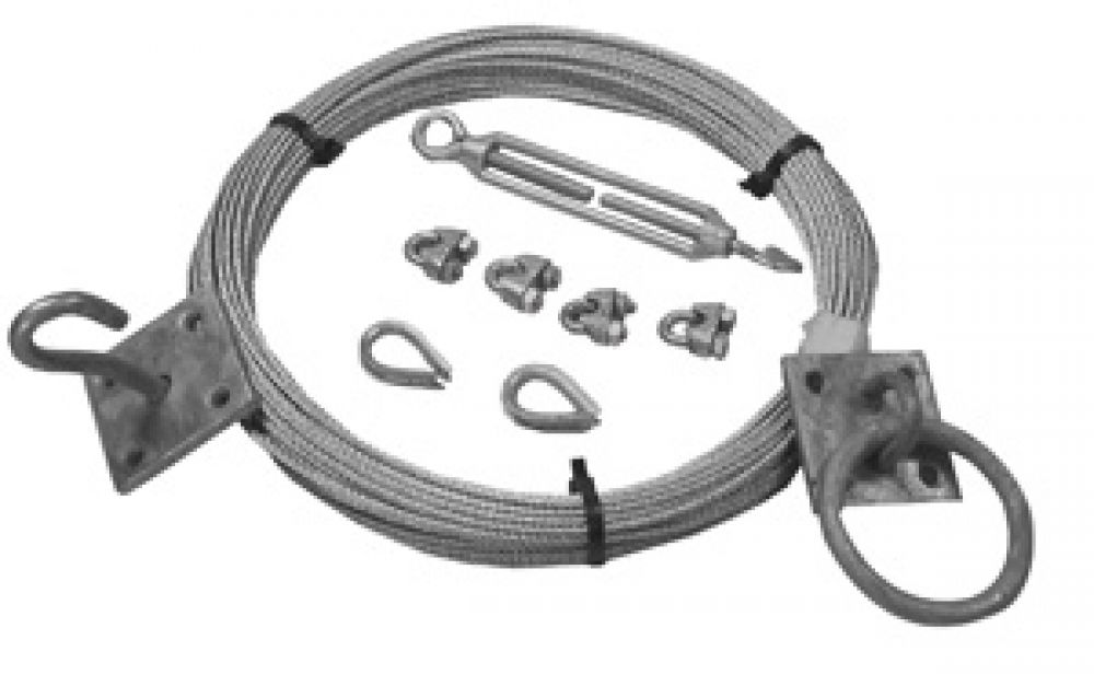 Greenbrook Catenary Wire Complete 30m Kit