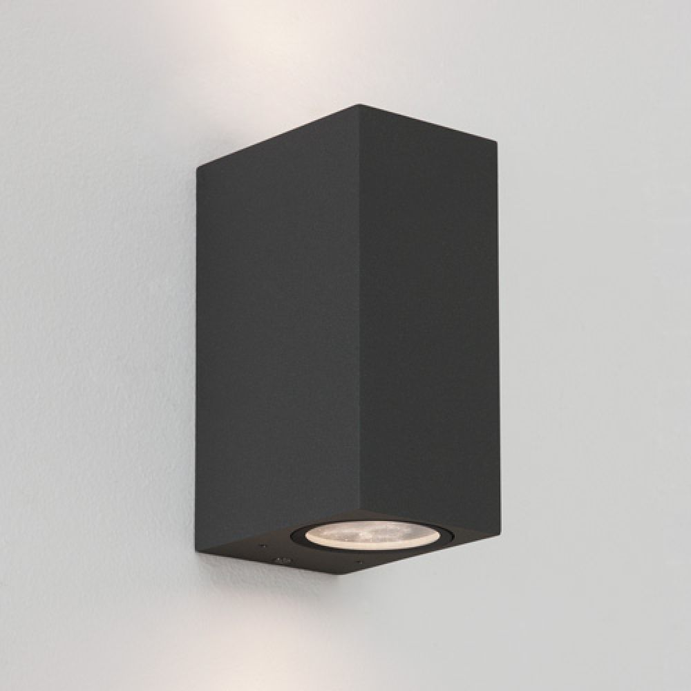 Astro Lighting 1310004 Chios 150 7128 Exterior Wall Light. Black Finish