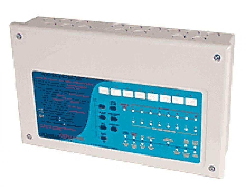 Channel Scimitar 8 Zone Fire Alarm Panel