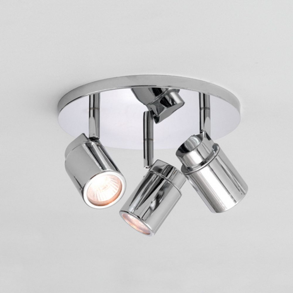 Astro Lighting 1282002 Como 6107 Bathroom Spotlight. Polished Chrome Finish