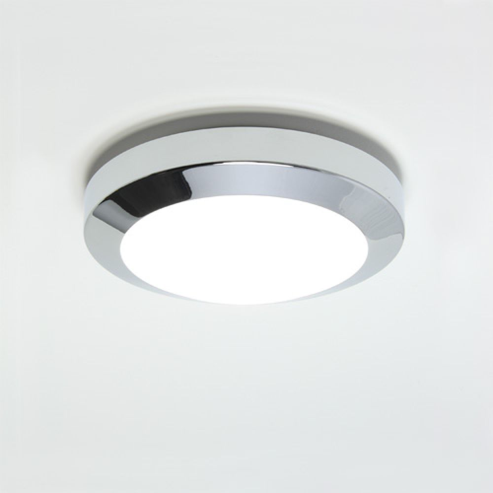 Astro Lighting 1129006 Dakota 180 0843 Bathroom Ceiling Light. Polished Chrome Finish