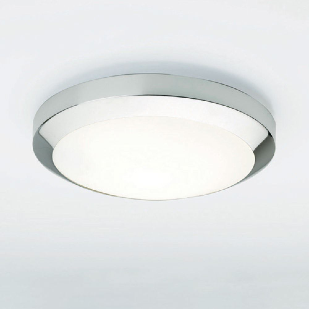 Astro Lighting 1129001 Dakota 300 0564 Bathroom Ceiling Light. Polished Chrome Finish