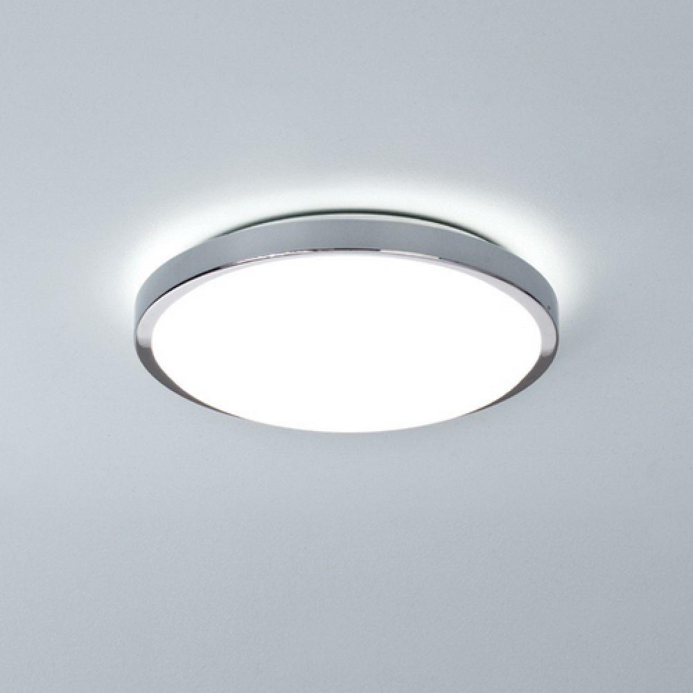 Astro Lighting 1134001 Denia 0587 Bathroom Ceiling Light. Polished Chrome Finish