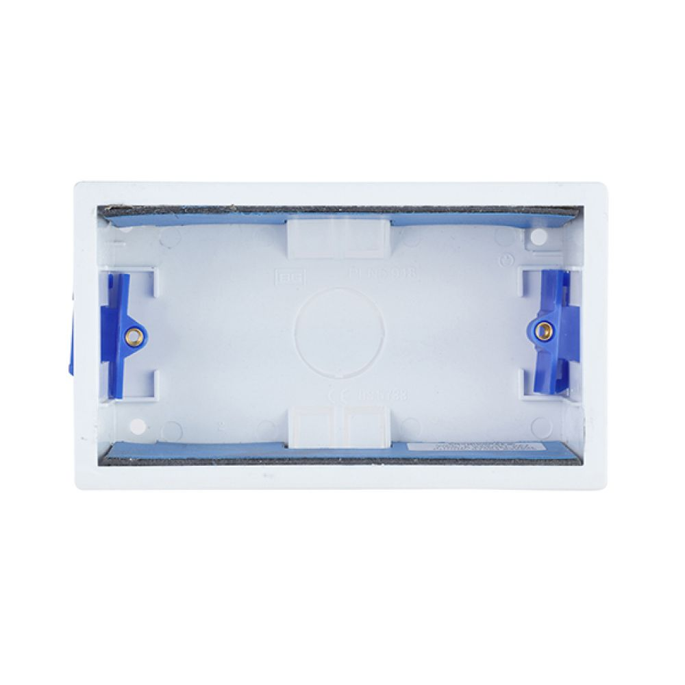 BG 2 Gang 47mm Dry Lining Box
