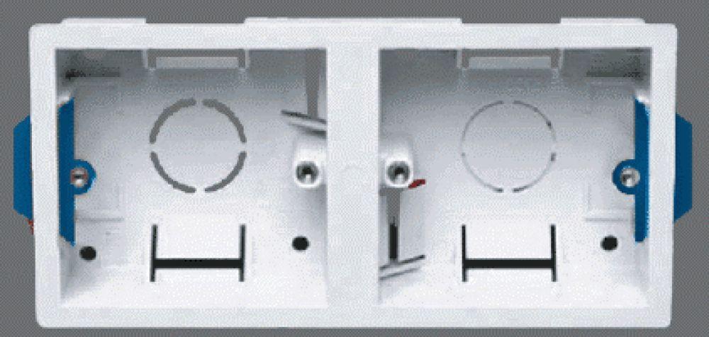 BG Dual 35mm Dry Lining Box