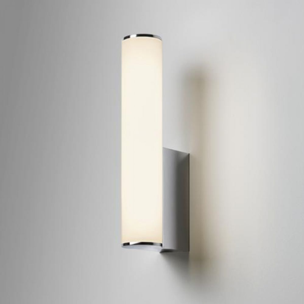 Astro Lighting 1355001 Domino 7392 Bathroom Wall Light. Polished Chrome Finish