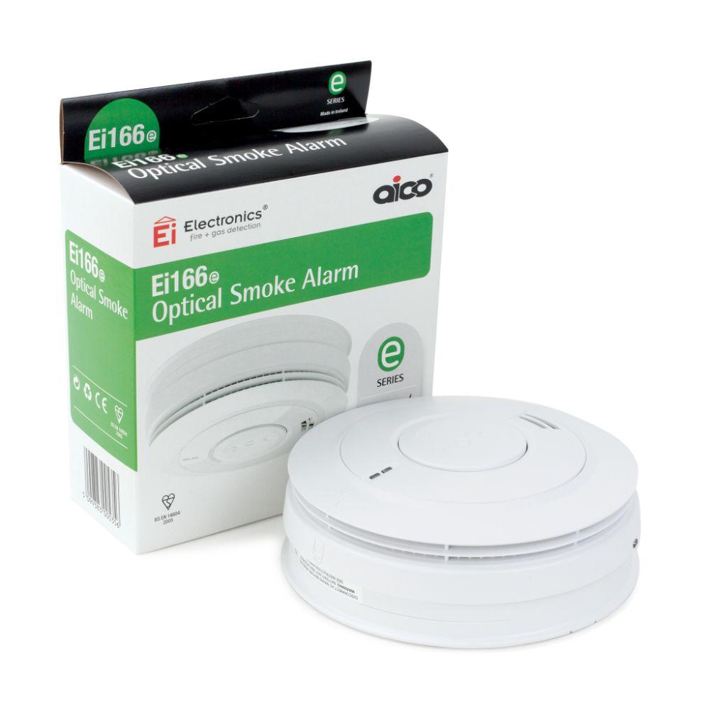 Optical Smoke Alarm