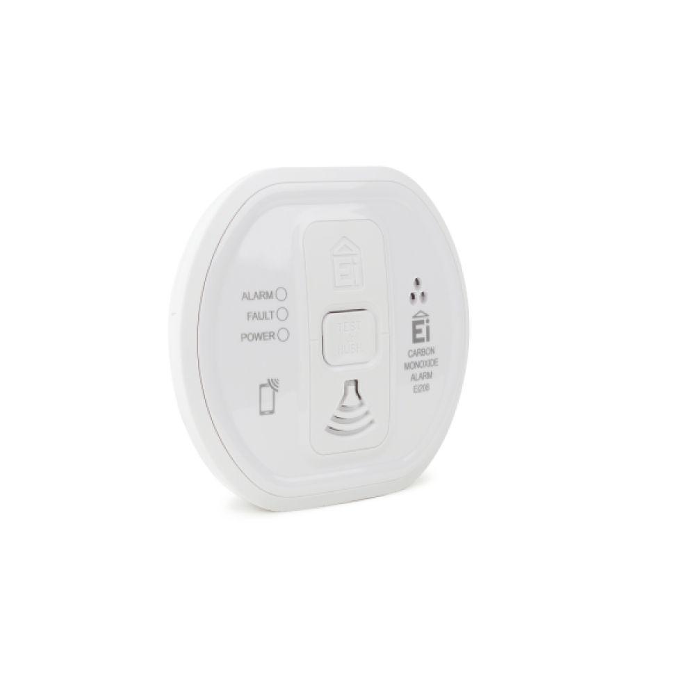 Battery CO Alarm RadioLINK+ Upgradeable