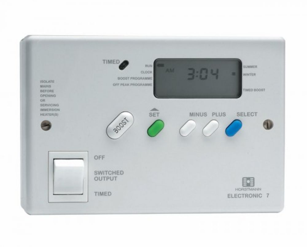 Horstmann Electronic 7 Electric Water Heating Controller