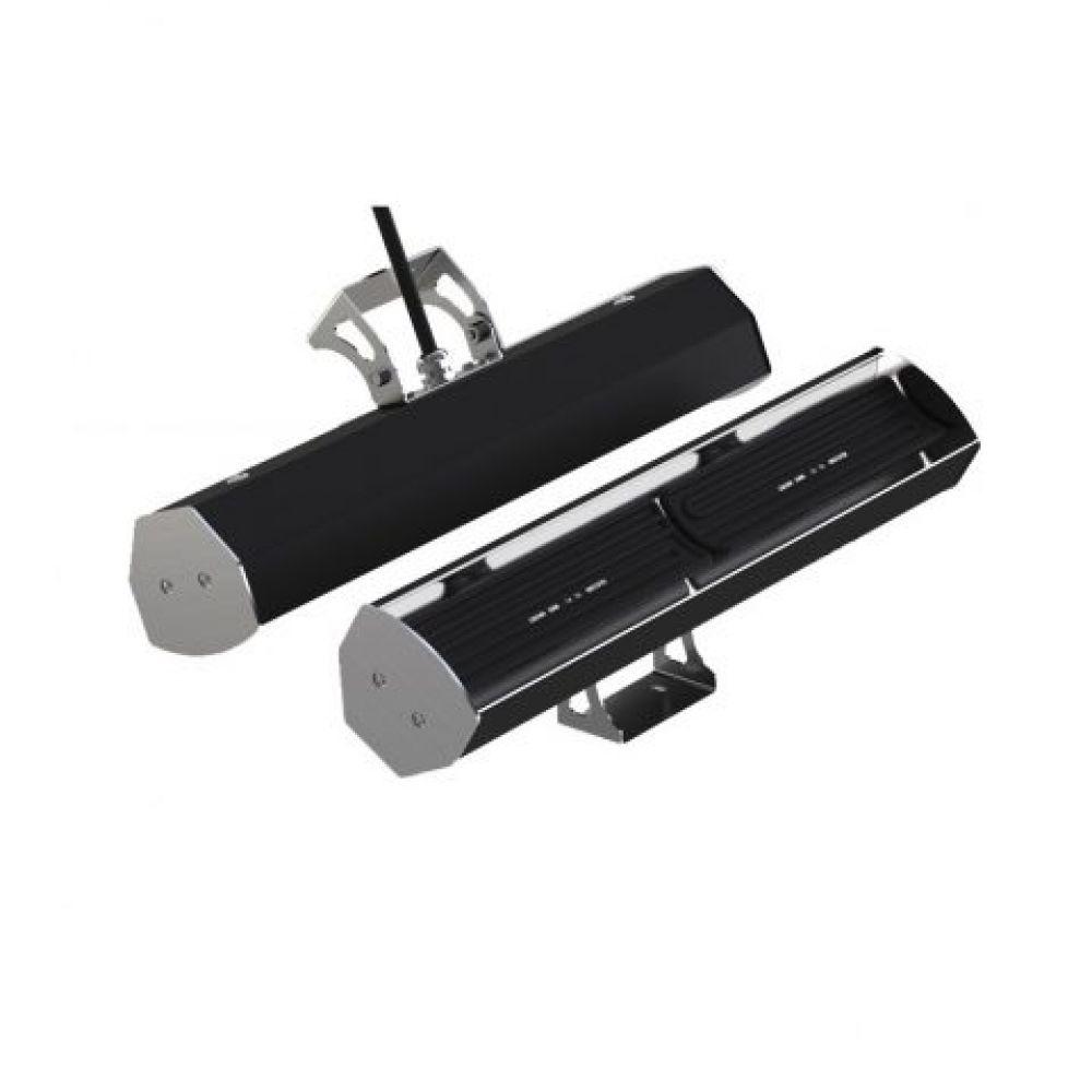 Herschel 1950W Advantage Industrial Heater Black