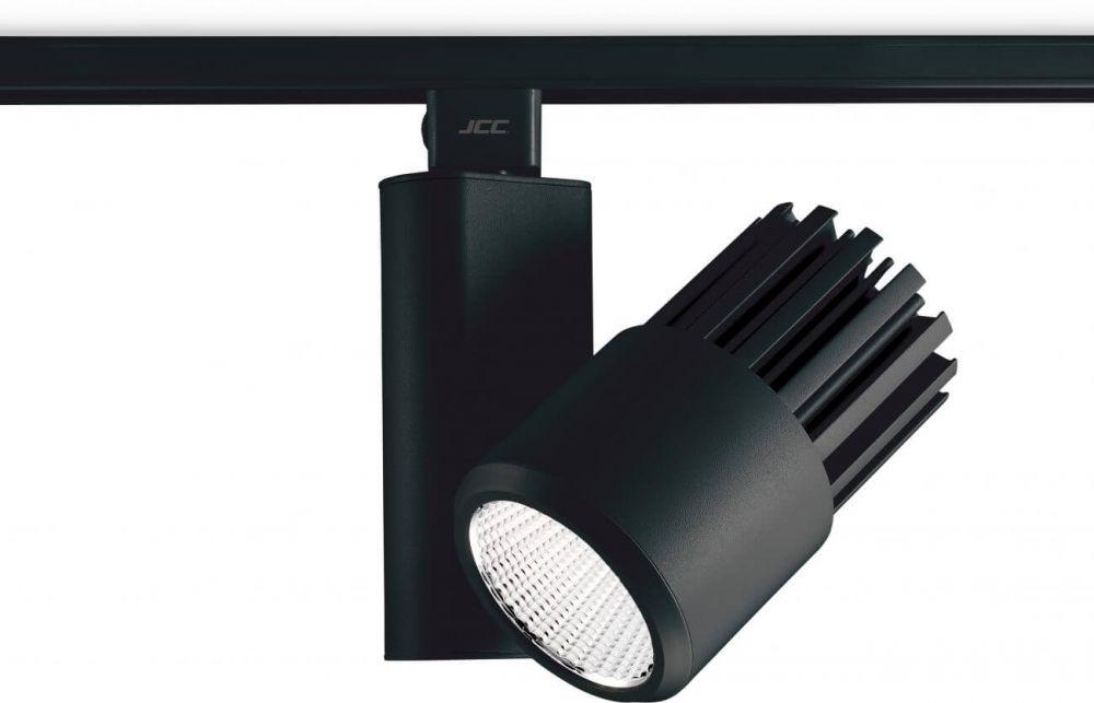 JCC StarSpot 3000 38ø 3000K LED Spotlight - Black