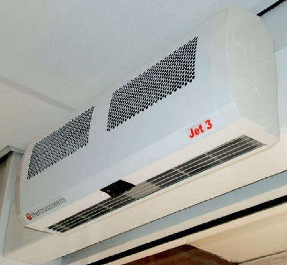 Thermoscreen 3.0kW Over Door Heater