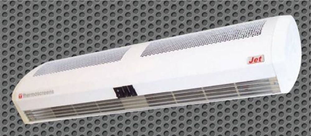 Thermoscreen 4.5kW Over Door Heater
