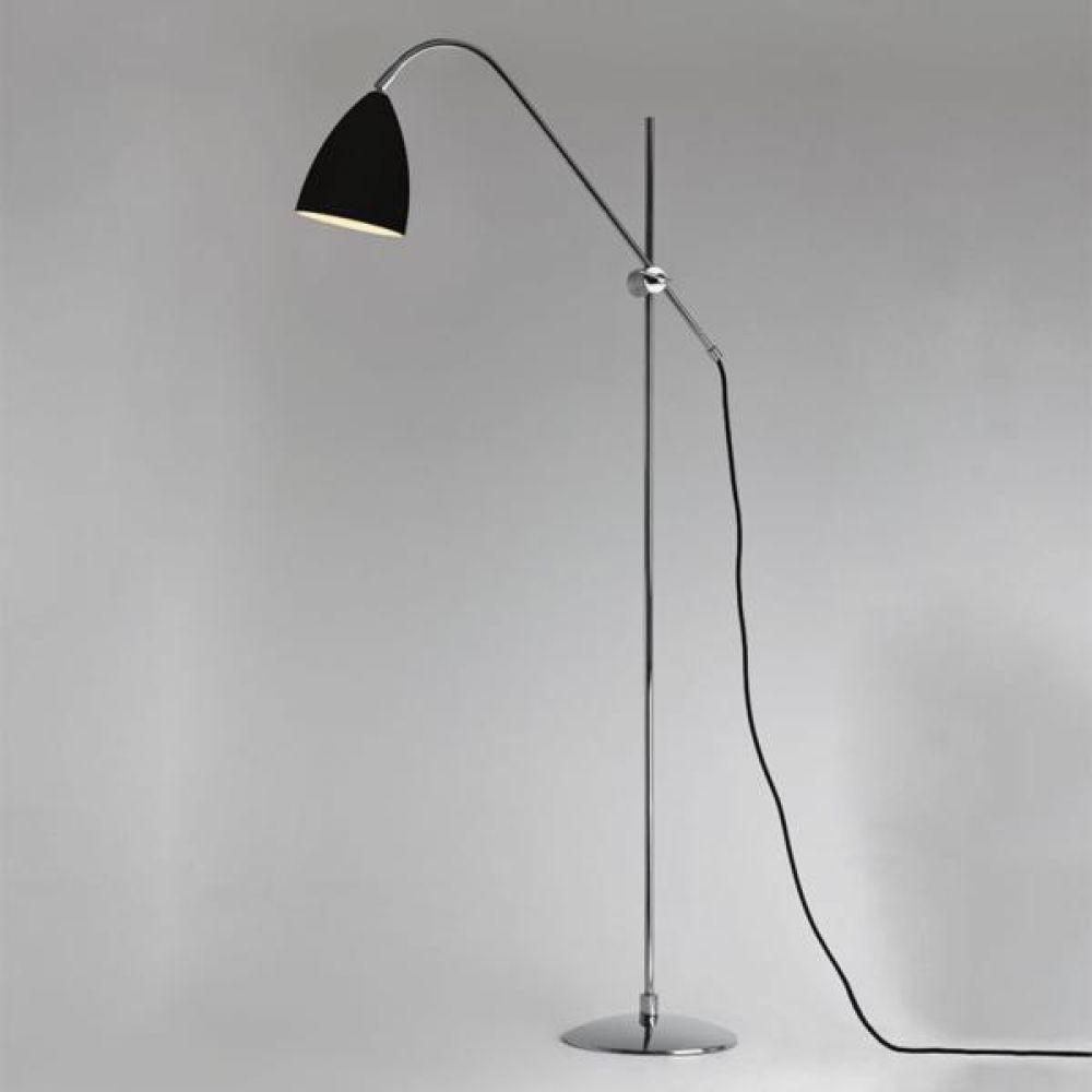 Astro Lighting 1223005 Joel Floor 4547. Black Finish