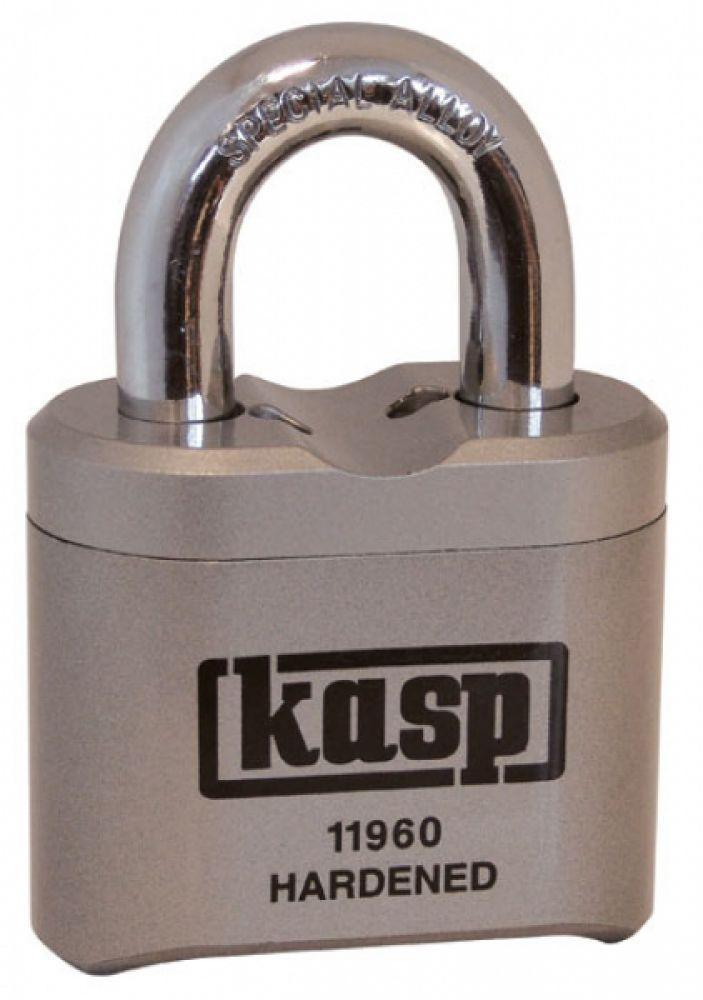 CK Kasp 62mm High Security Steel Combination Padlock