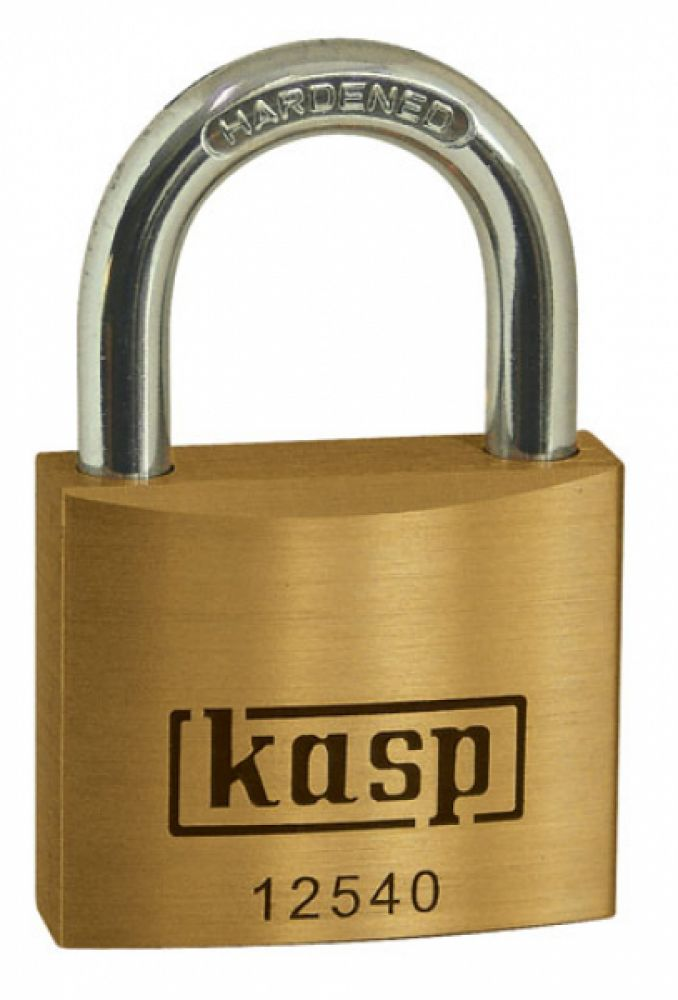 CK Kasp 30mm Premium Brass Padlock