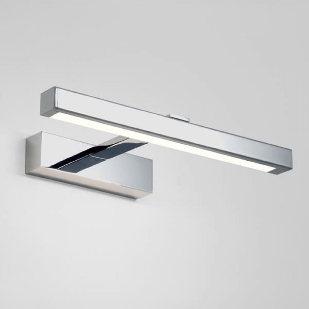 Astro Lighting 1174003 Kashima 350 LED 7348 Bathroom Wall Light. Polished Chrome Finish