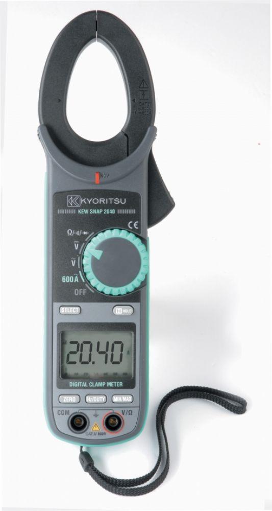 Kewtech Digital 600A AC CAT IV Clamp Meter