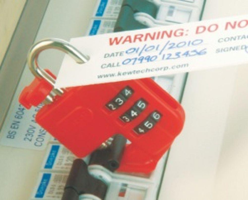 Kewtech Lock Out Device