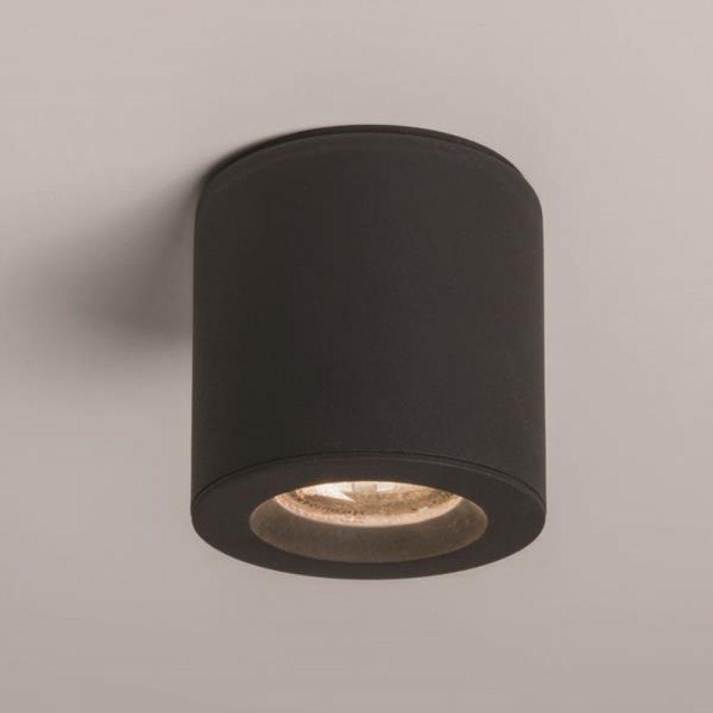 Astro Lighting 1326004 Kos 7495 Interior Ceiling Light. Black Finish