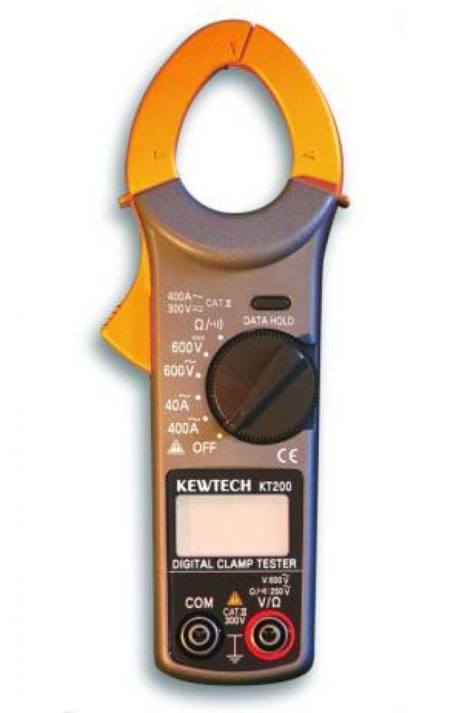 Kewtech KT200 Digital AC Clamp Meter