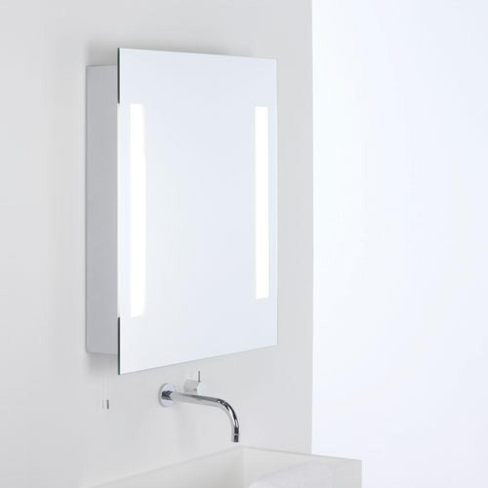 Astro Lighting 1056002 Livorno Shaver 0637 Illuminated Bathroom Cabinet.