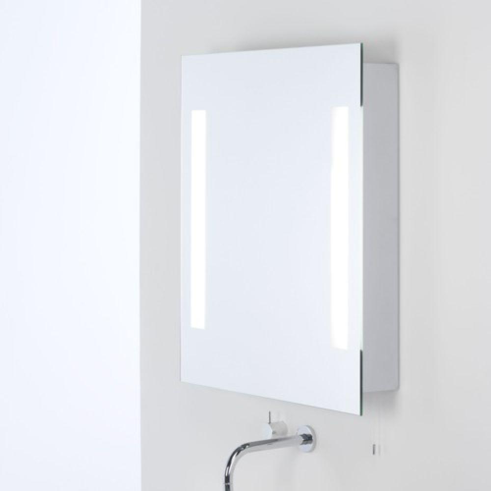 Astro Lighting 1056001 Livorno 0360 Illuminated Bathrrom Mirror Cabinet.