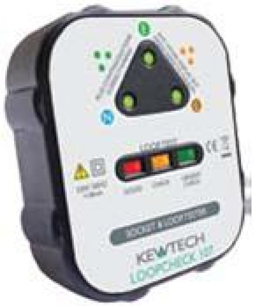 Kewtech LOOPCHECK107