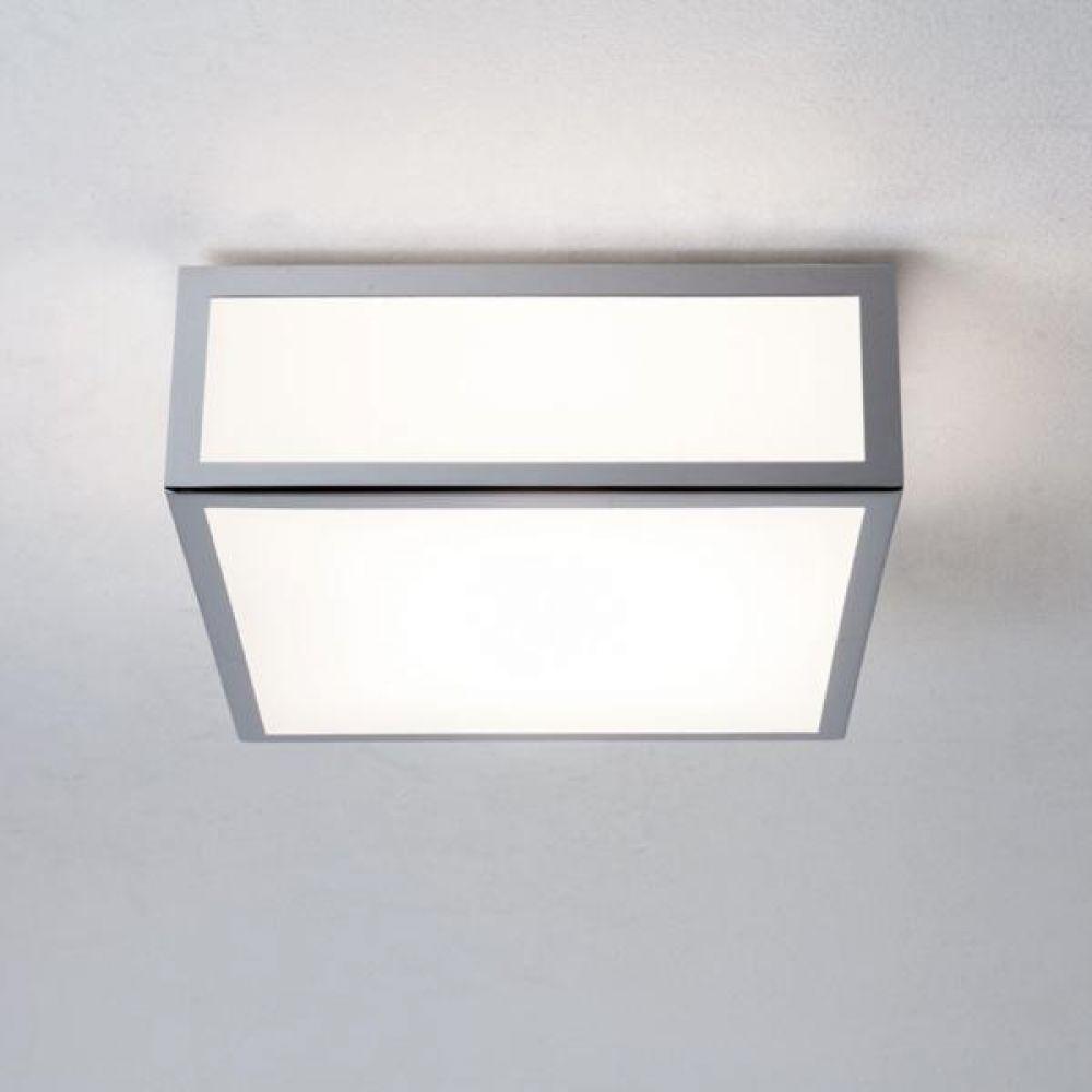 Astro Lighting 1121009 Mashiko 200 0890 Bathroom Ceiling Light. Polished Chrome Finish