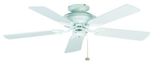 Fantasia Mayfair Gloss White Ceiling Fan 107cm / 42""