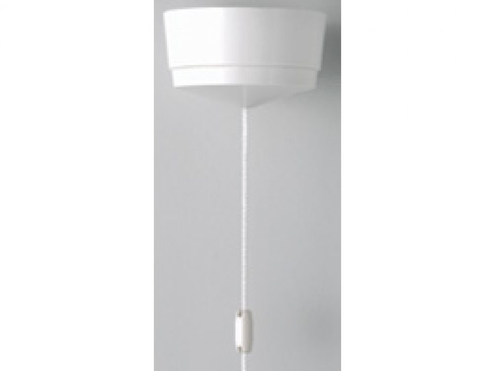 MK 3191WHI White 1 Way SP Ceiling Switch 6A
