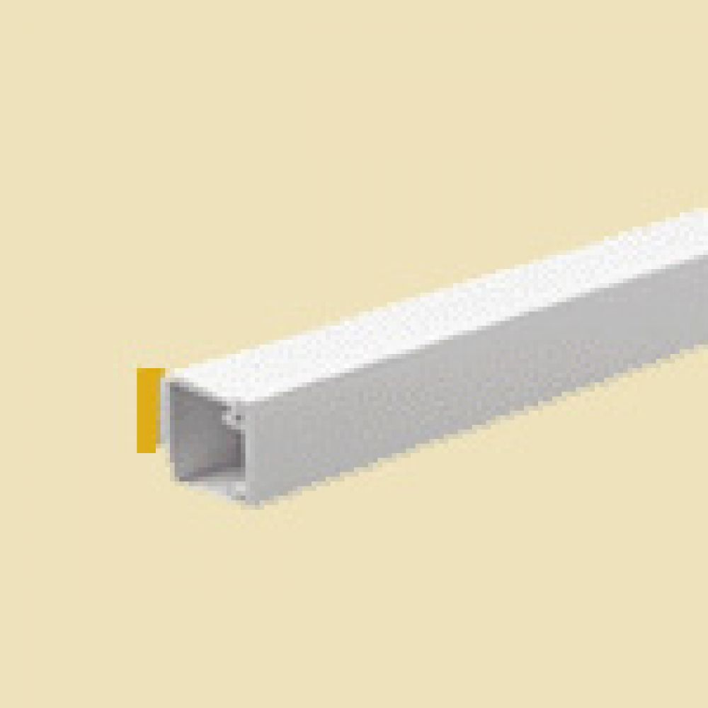 Self Adhesive Mini Trunking Length 16 x 16mm x 3m Length