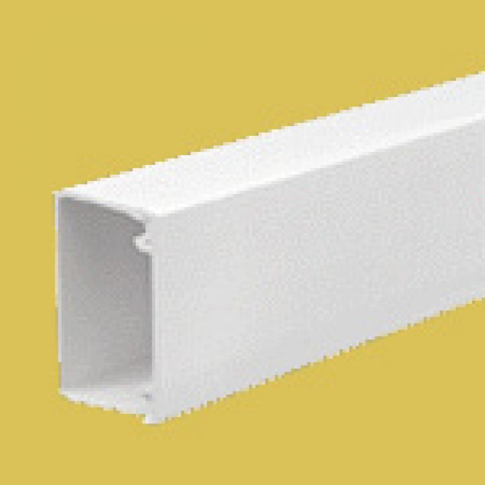 Mini Trunking Length 38 x 25mm x 3m Length (5 Lengths)