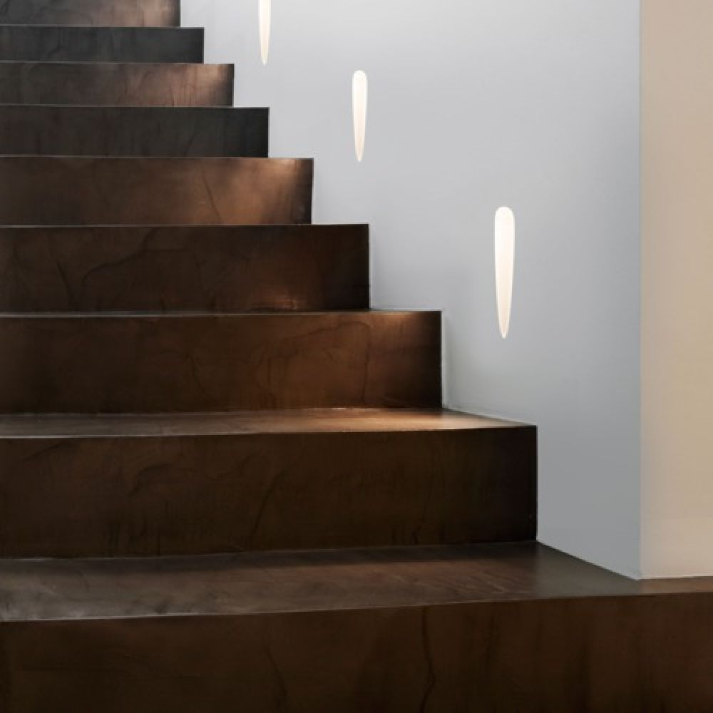 Astro Lighting 1343002 Olympus Trimless 7512 LED Wall Light