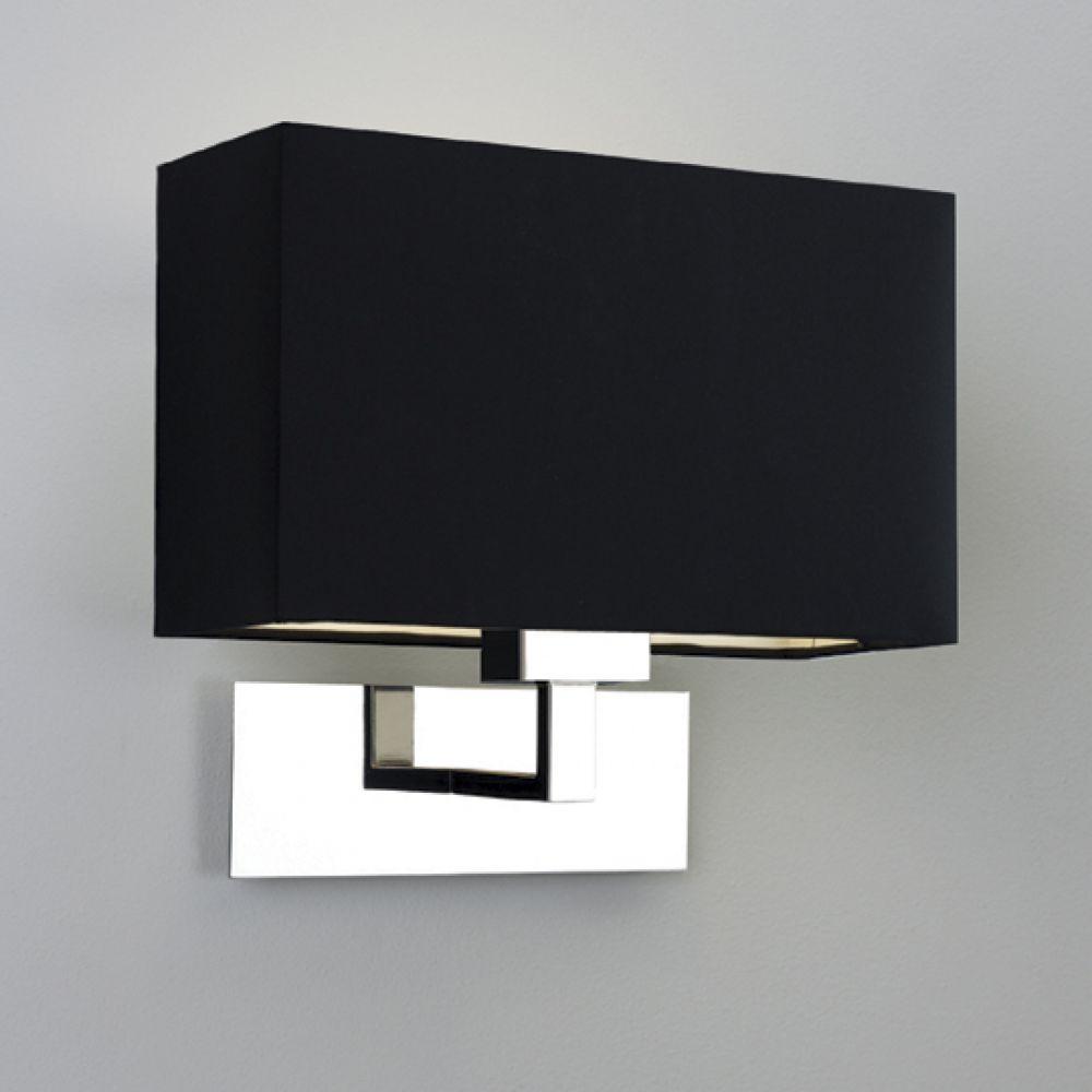 Astro Lighting 1080004 Park Lane Grande 0539 Interior Wall Light. Polished Nickel Finish