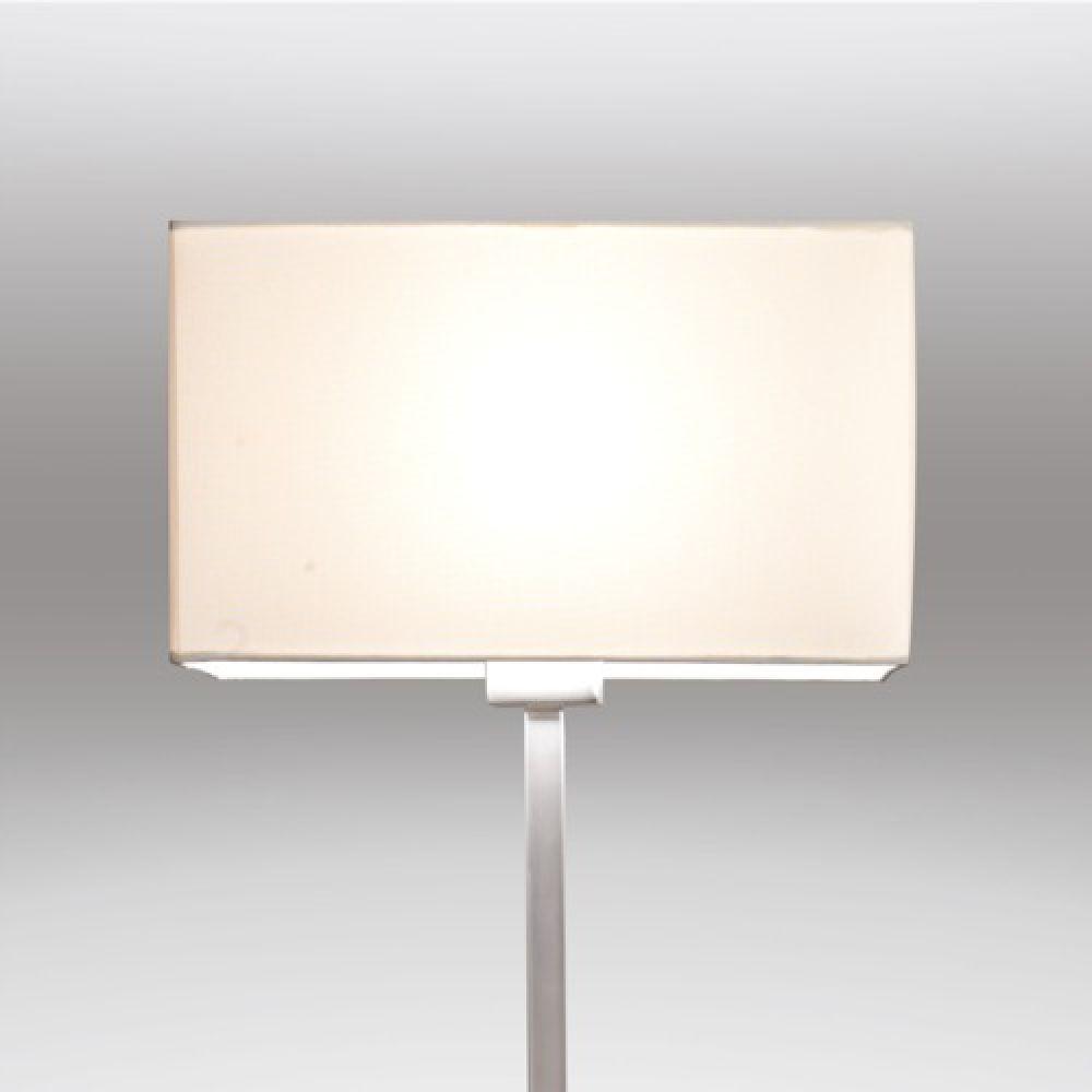 Astro Lighting 5001001 Park Lane Grande 4001 Rectangular White Fabric Shade