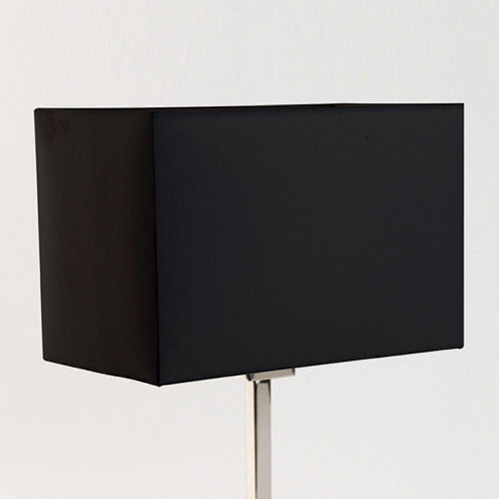 Astro Lighting 5001003 Park Lane Grande 4003 Rectangular Black Fabric Shade