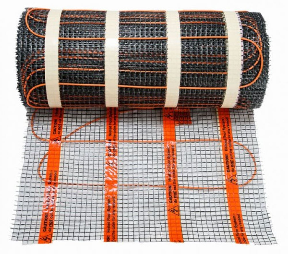 Heatmat 160W - 2.0m2 Underfloor Heating Mat