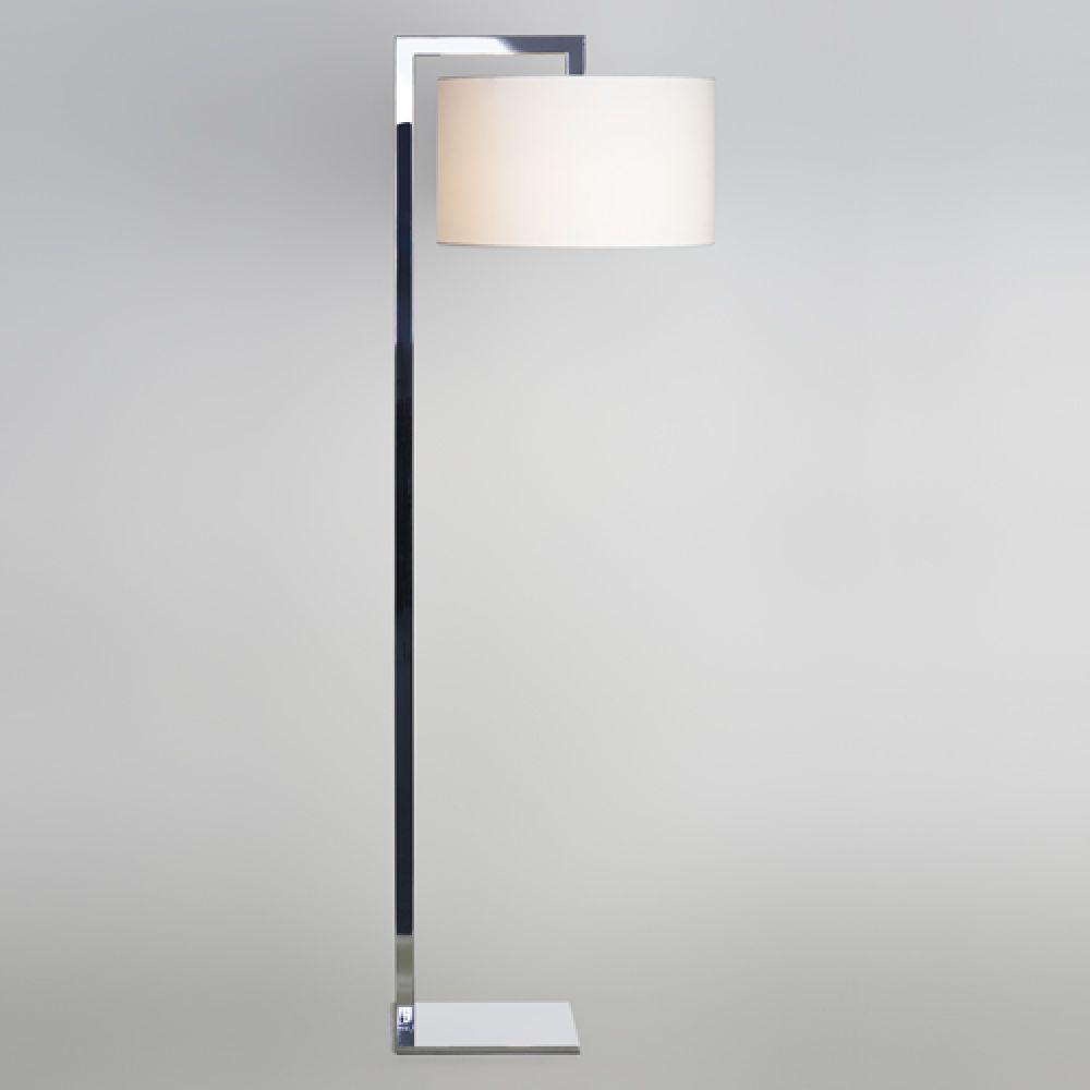 Astro Lighting 1222001 Ravello Floor 4537 Floor Lamp. Polished Chrome Finish