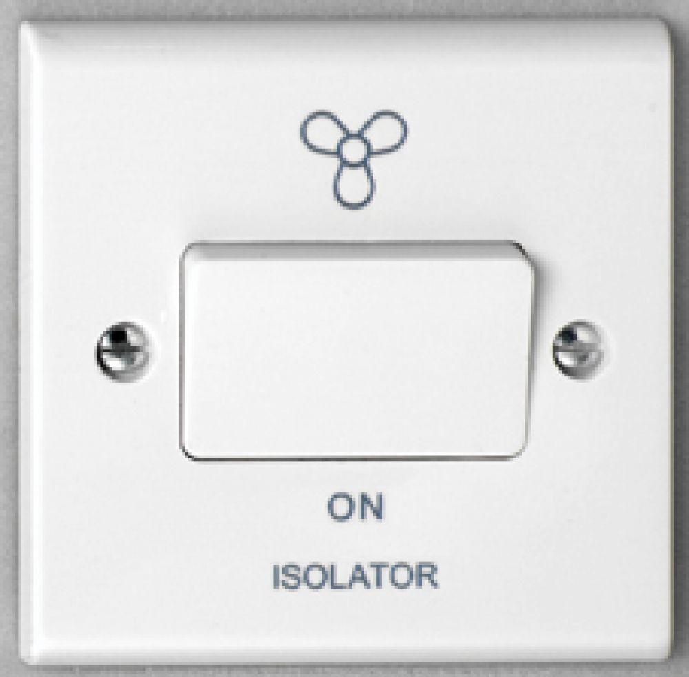 Deta S1247 3 Pole Fan Isolator