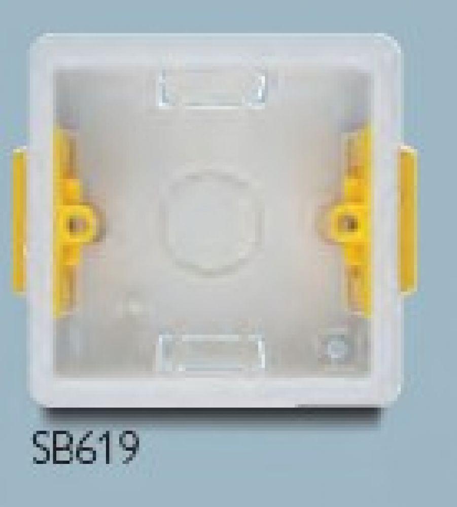 1 Gang 35mm Dry Lining Box