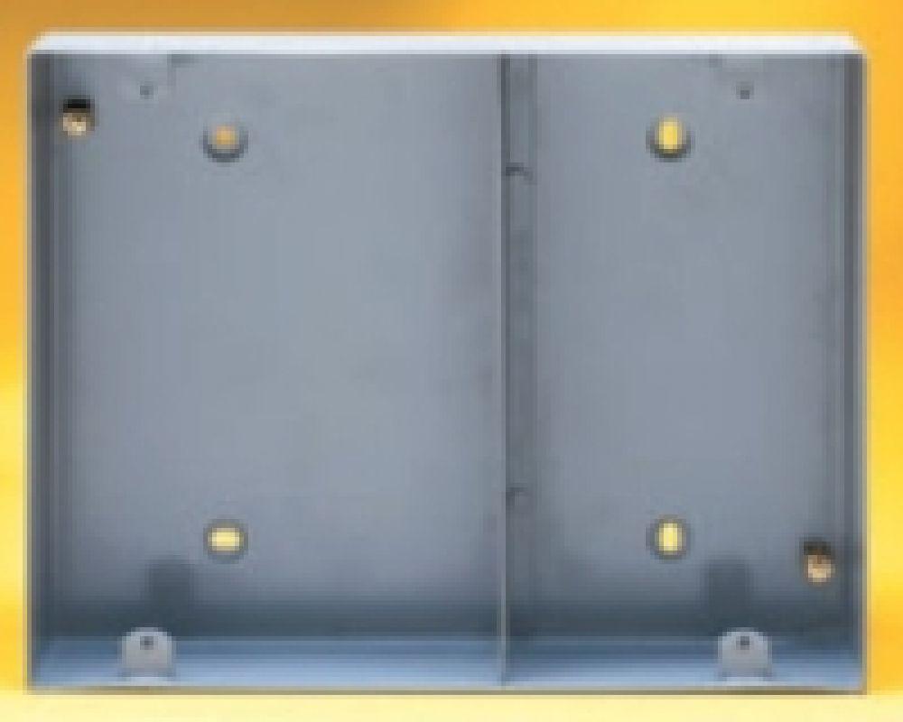 Flush Box 35mm Box to Fit Lounge Plate